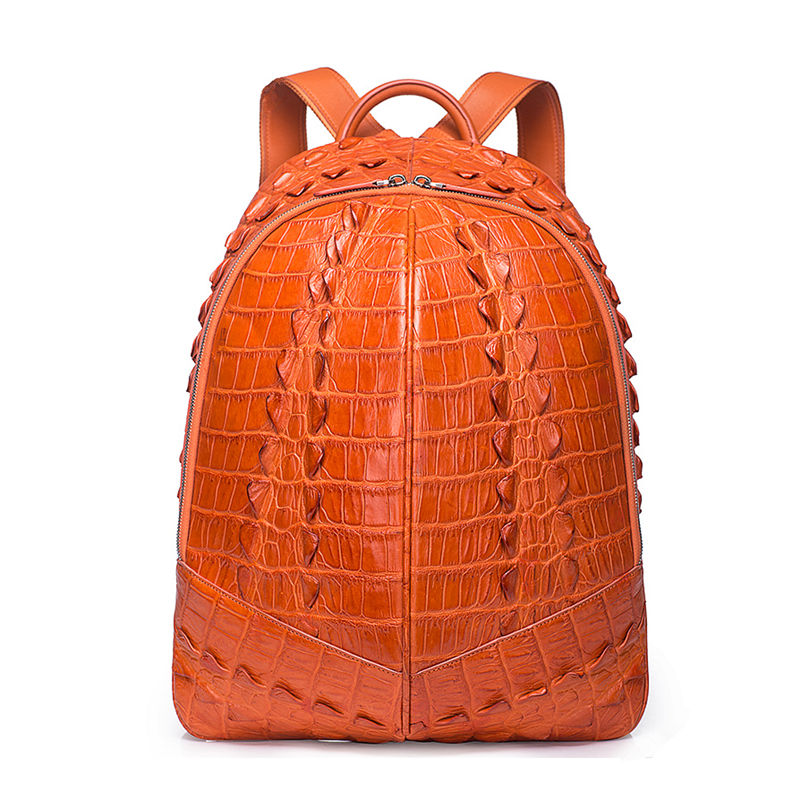 Crocodile Backpack, Fashion Crocodile Cycling Backpack