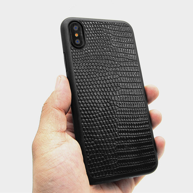 Lizard iPhone X Case