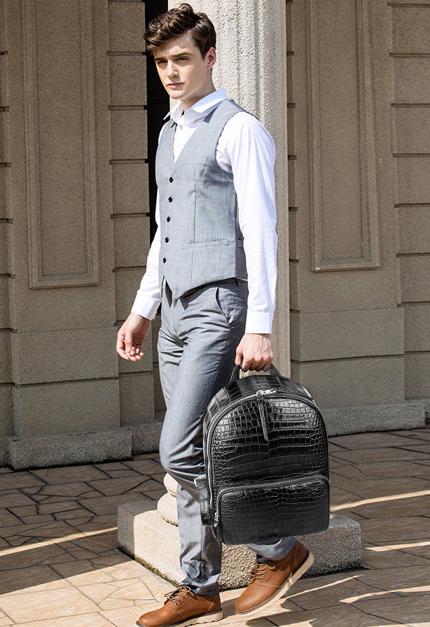 Luxury Backpack for Men