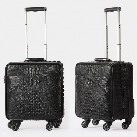 Luxury Luggage Bag Business Trolley Travel Bag