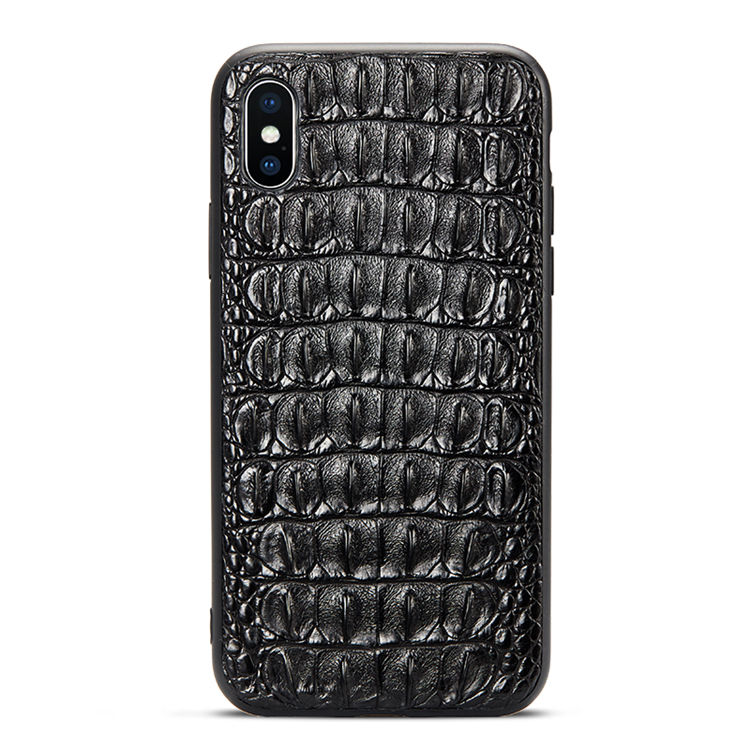 Luxury iPhone X Case, Alligator iPhone X Case