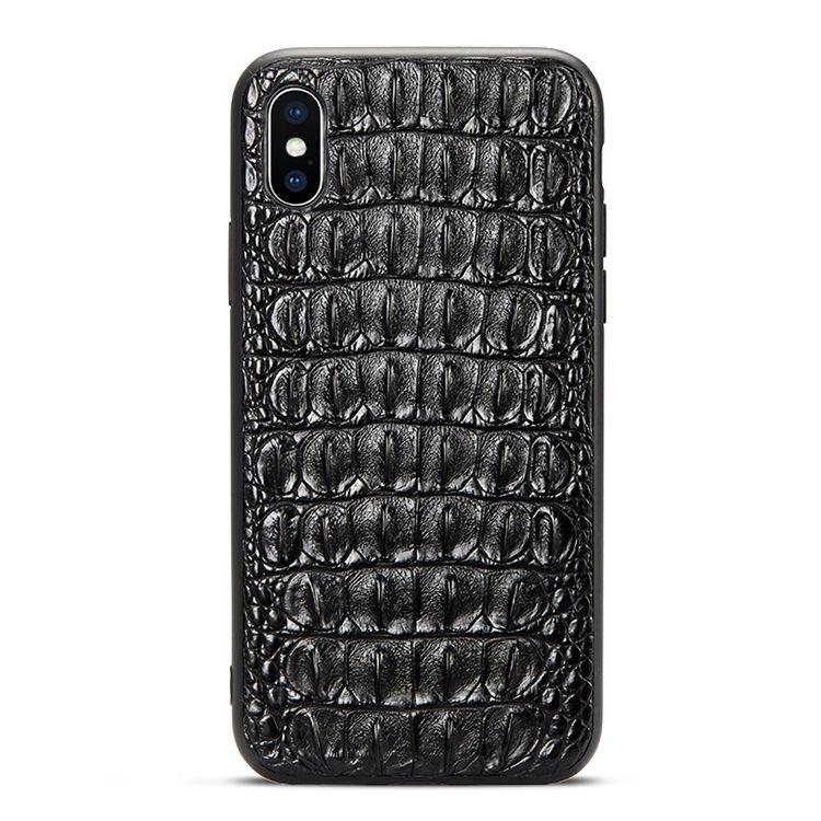 Luxury iPhone X Case, Alligator iPhone X Case