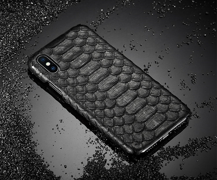 Python iPhone X Case