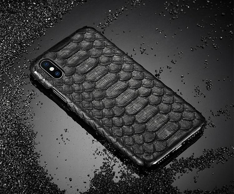 Python iPhone XS Max, XS, X Case