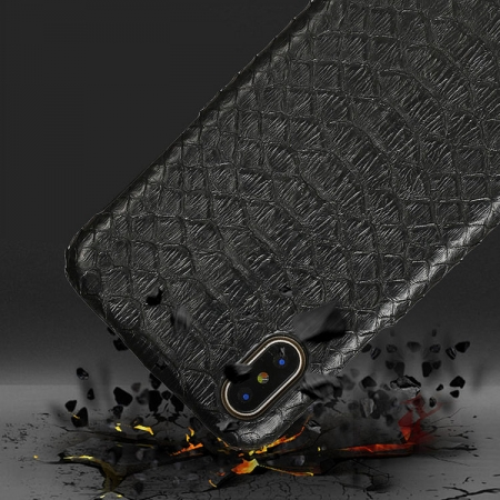Snakeskin iPhone X Case