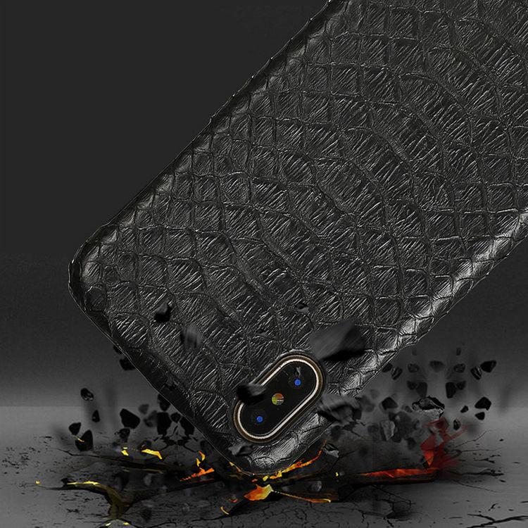 Snakeskin iPhone XS Max, XS, X Case