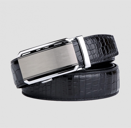 Alligator Belt with Automatic Buckle-1