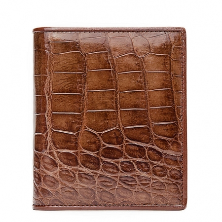 Best Crocodile Leather Wallet, Luxury Crocodile Leather Wallet for Men