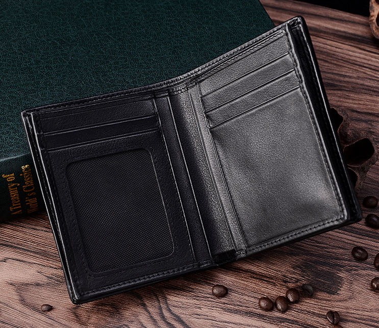 Best Crocodile Leather Wallet, Luxury Crocodile Leather Wallet for Men-Inside