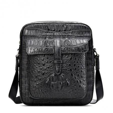 Crocodile Messenger Bag Crossbody Shoulder Bag