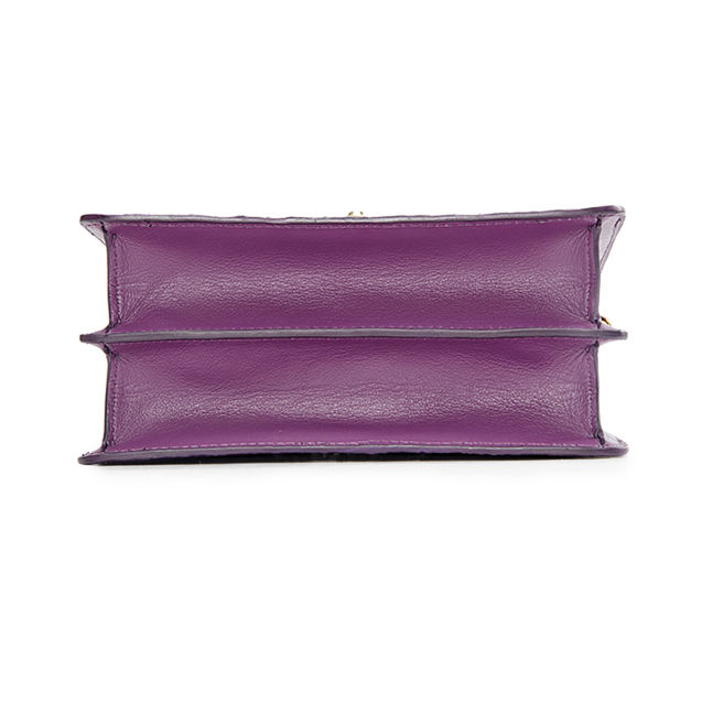 Ladies Designer Crocodile Purses Cross Body Handbags-Bottom