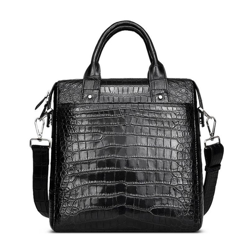 Mens Alligator Briefcase, Alligator Business Bag