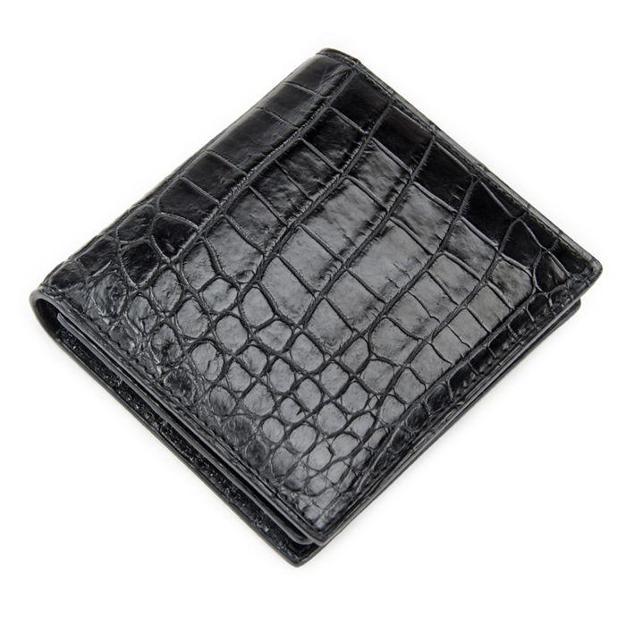 Mens BRUCEGAO Alligator Wallet