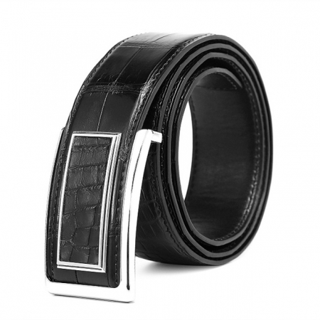 Stylish Alligator Belt, Casual Alligator Belt