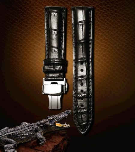 Alligator & Crocodile Apple Watch Band-1