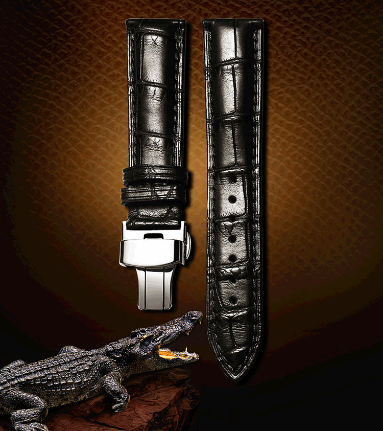 Alligator & Crocodile Apple Watch Band-1