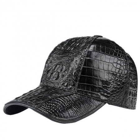 Alligator Skin Hat, Crocodile Skin Hat-1