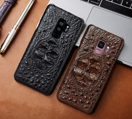 Crocodile Samsung Galaxy S9, S9+ Plus Cases, Alligator Galaxy S9, S9+ Plus Cases