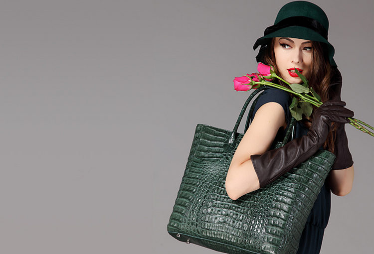 Crocodile and Alligator Handbags for Women