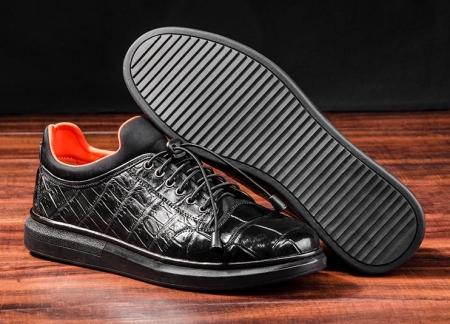 Fashion Alligator Sneaker, Luxury Alligator Sneaker for Men-2