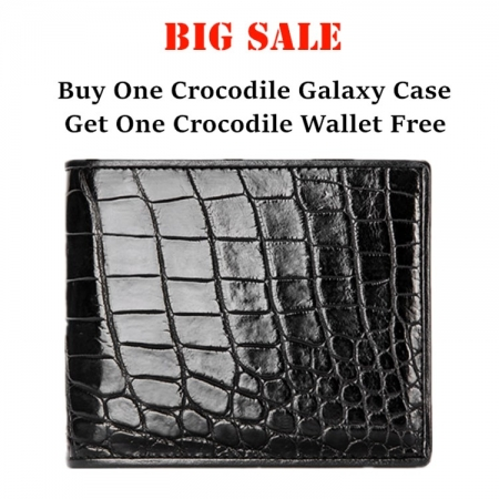 Samsung Galaxy Crocodile Cases-Gift
