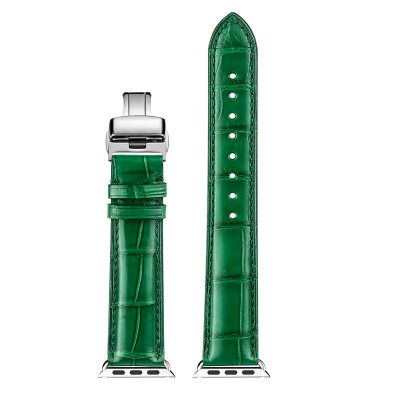 Alligator & Crocodile Apple Watch Band for Women