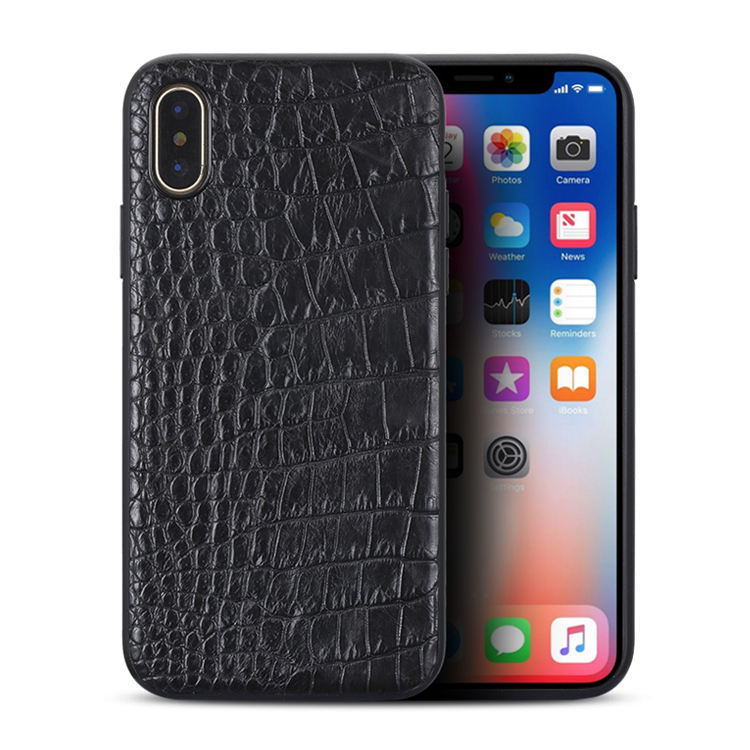 Best iPhone X Accessories for 2018-Crocodile Cases