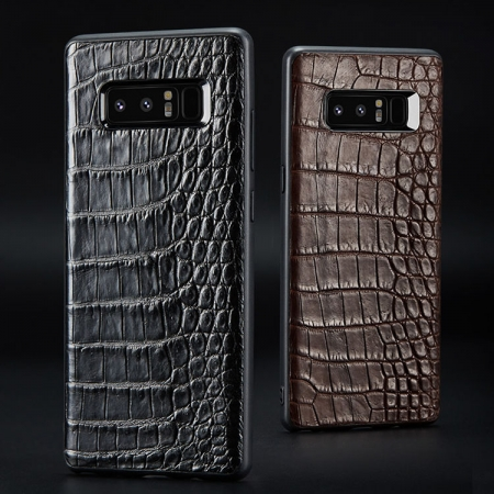 Crocodile Galaxy Note 9/8 Cases, Alligator Galaxy Note 9/8 Cases
