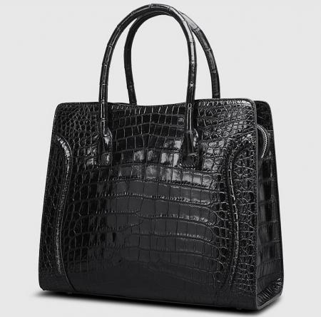 Designer Alligator Skin Handbag