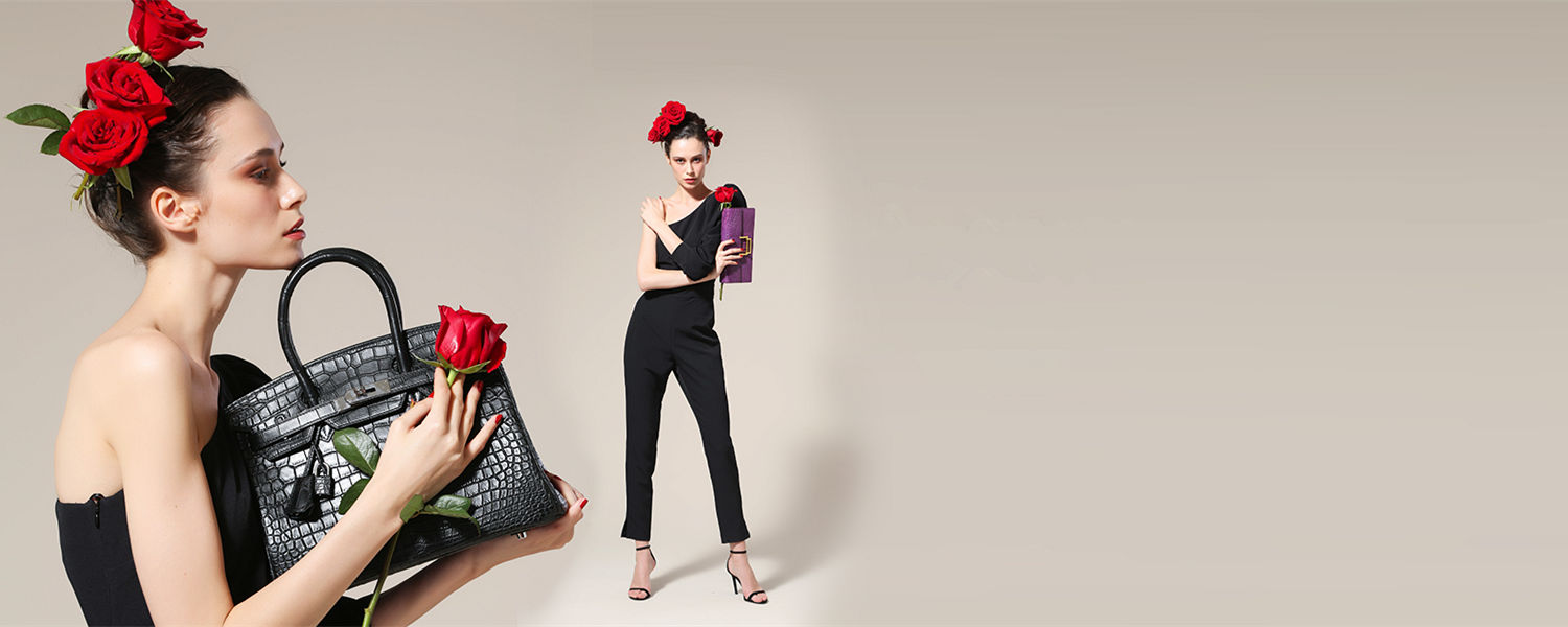 Exotic Handbags and Backpacks for Women