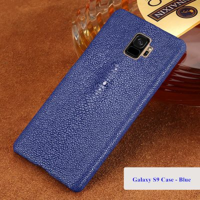 Stingray Galaxy S9 Case-Blue