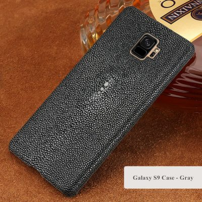 Stingray Galaxy S9 Case-Gray