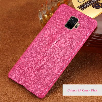 Stingray Galaxy S9 Case-Pink