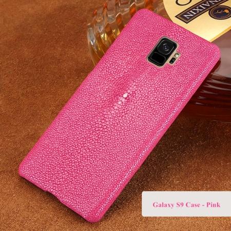 Stingray Galaxy S9 Case-Pink