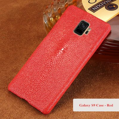 Stingray Galaxy S9 Case-Red