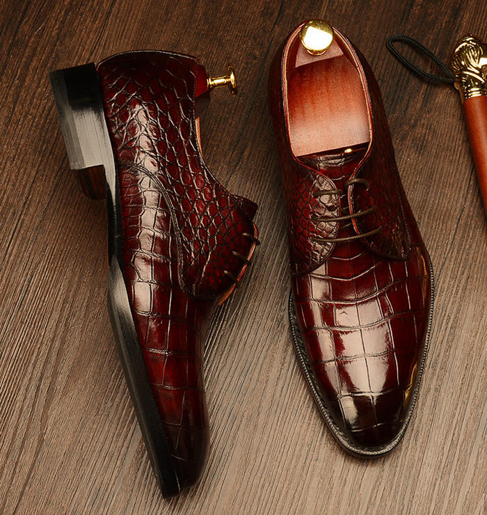 Alligator Shoes are Luxury Father's Day Gift for 2018