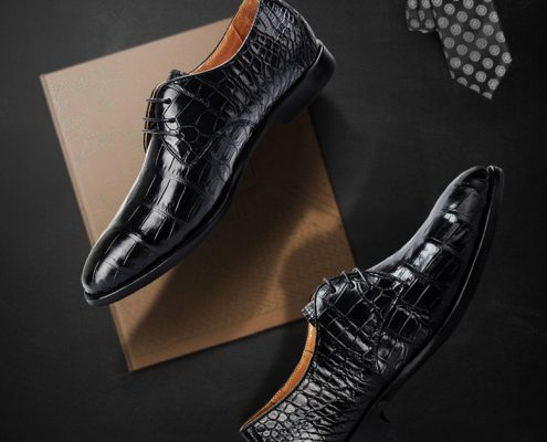 BEUCEGAO's Alligator Shoes 2018