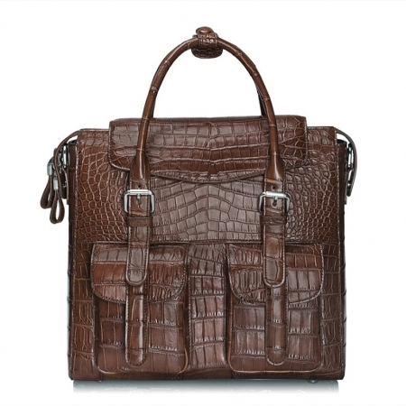 Casual Alligator Leather Crossbody Shoulder Messenger Bags Handbags
