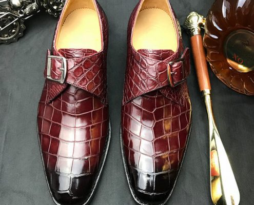 Luxury Father's Day Gift for 2018 - Alligator Shoes