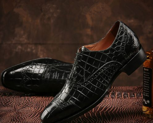 Real Crocodile shoes