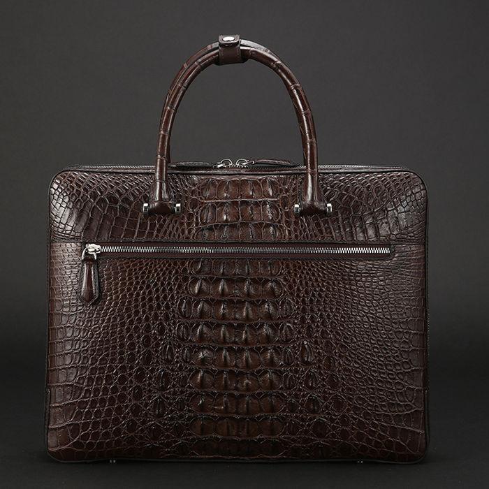Vintage Briefcase-Back