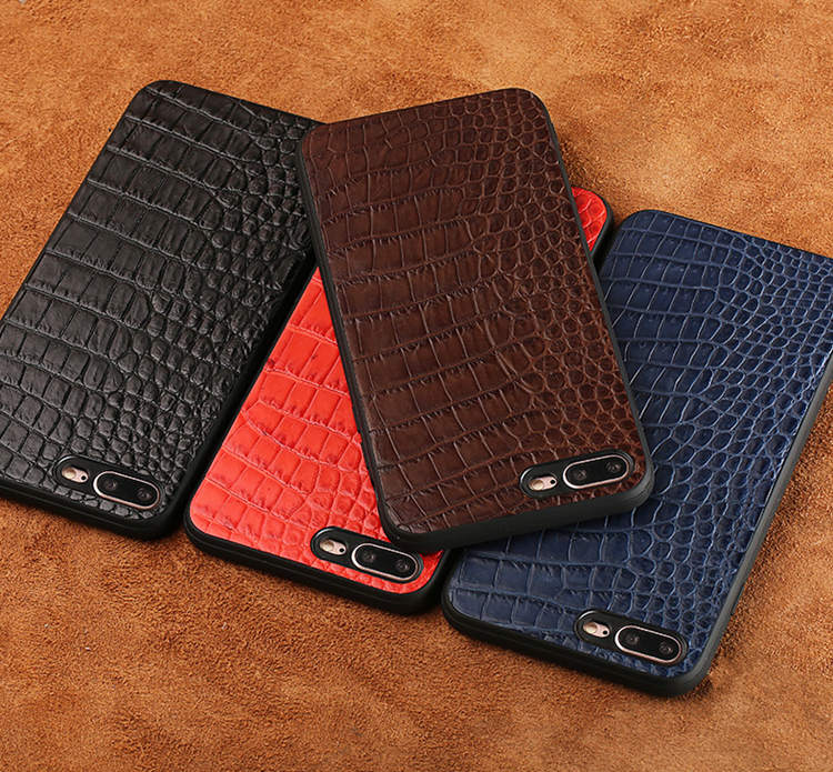 Vintage Leather Case for iPhone 8, 8 Plus