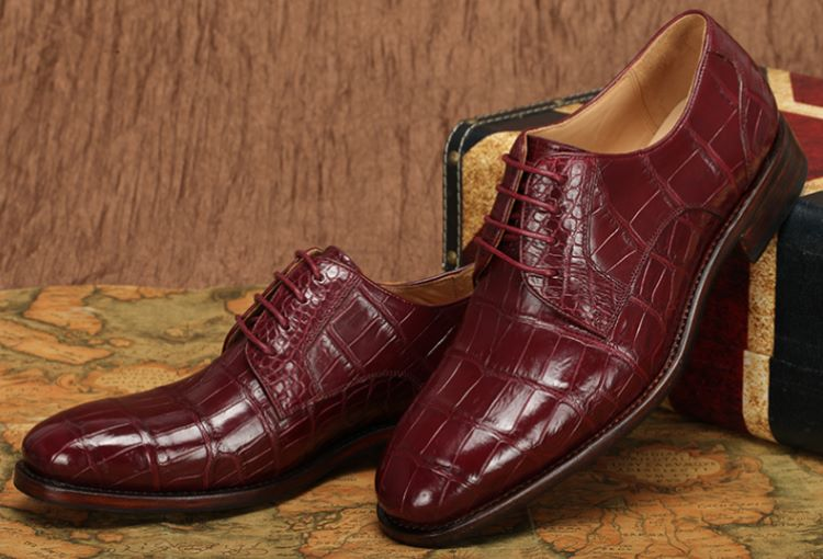 Alligator Dress Shoes For The Summer Heat