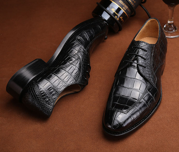 Goodyear welted shoes from BRUCEGAO