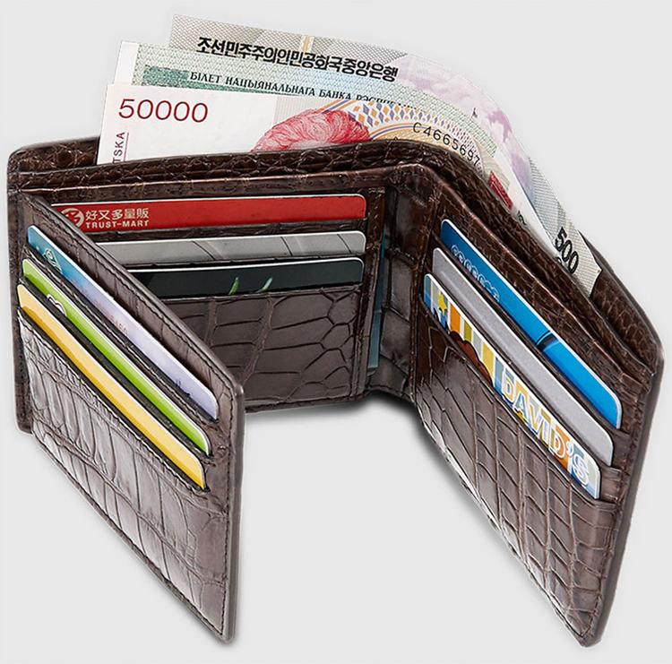 Tri-Folded Wallet