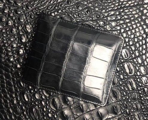Alligator Skin Wallet-New