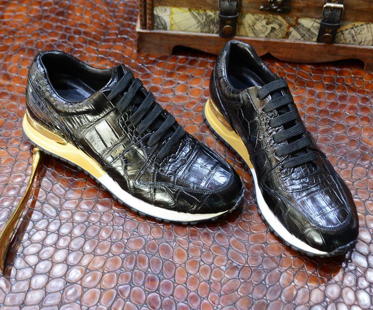 Alligator Skin for Sneakers