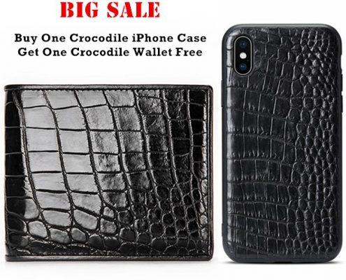 Alligator iPhone Case, Crocodile iPhone Case