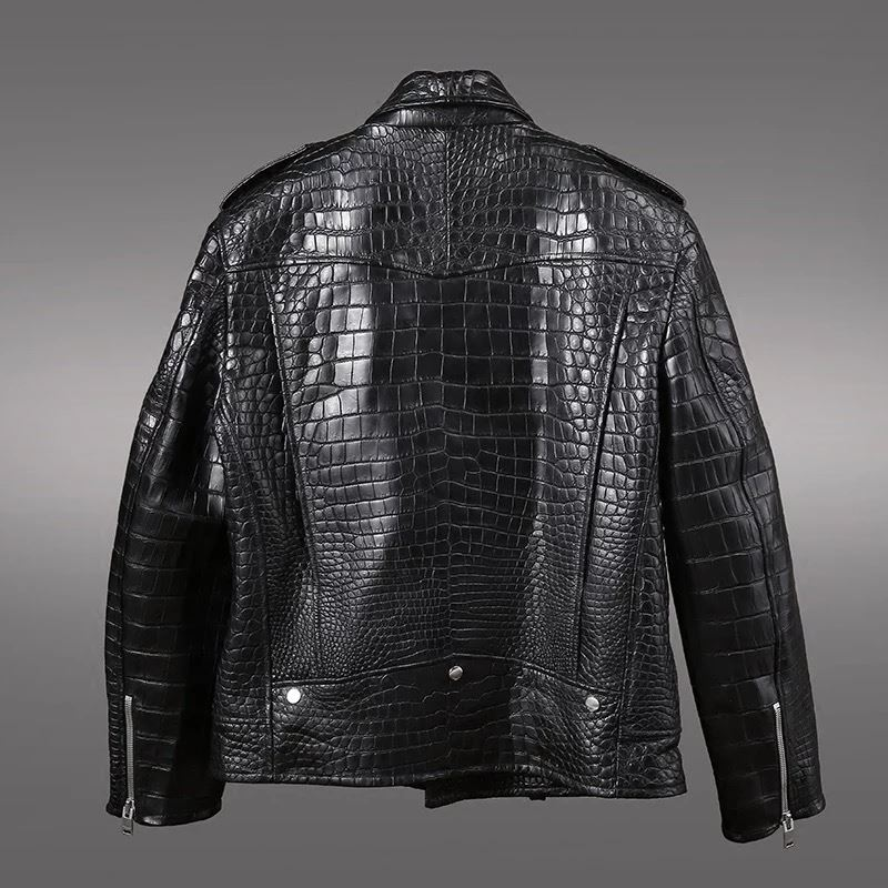 Genuine Alligator Skin Garments