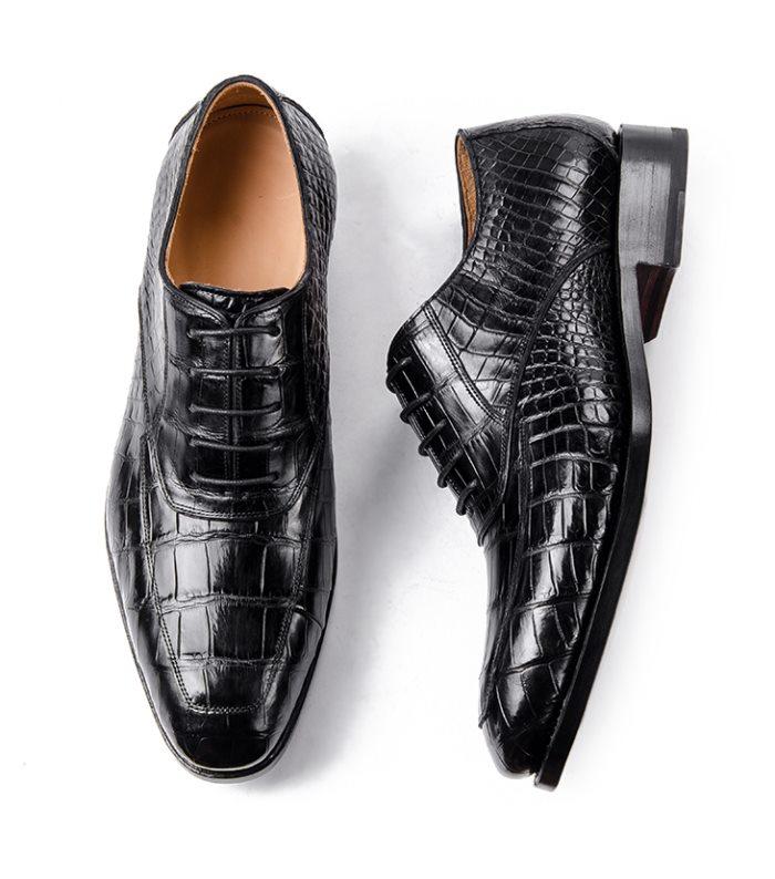 Nile Crocodile Leather Footwear